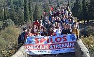 Spilos Trekking'ten Cumhuriyet Yürüyüşü