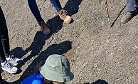 Binlerce yıllık fosil ayak izleri yok oluyor