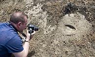Binlerce yıllık yeni ayak izleri keşfedildi