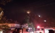 Korkunç yangın! Mahalle tahliye ediliyor!