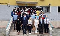 MCBÜ Biyoloji Bölümü öğrencilerinden sorumluluk örneği