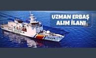 Sahil Güvenlik Komutanlığından Uzman Erbaş alımı