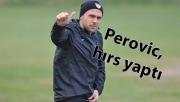 Perovic, formayı istiyor