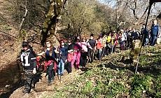 Spilos Dağcıları Bağyurdu-Zeybekpınarı'nda