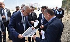 Başkan Ergün'den hastane yoluyla ilgili açıklama