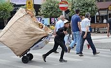 32 çocuk işçi sokaktan kurtarıldı